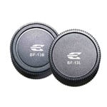 Pixel Lens Rear Cap BF-13L + Body Cap BF-13B for Olympus Reflex