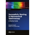 Shelyak Book Successfully Starting in Astronomical Spectroscopy