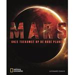 National Geographic Boek Mars