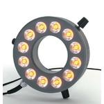 StarLight Opto-Electronics RL12-18s A, Spot, amber (590 nm), Ø 66mm