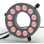StarLight Opto-Electronics RL12-18f R, Flutl., rot (625 nm)