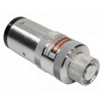 "Howie Glatter Ponteiro a laser 650nm 1,25"""