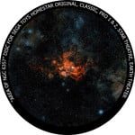Redmark Disc for the Sega Homestar Planetarium - NGC 6357