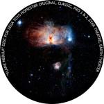Redmark Diapositiva para planetario Homestar de Sega: nebulosa de la Flama