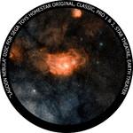 Redmark Diapositiva para planetario Homestar de Sega: nebulosa de la Laguna