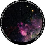 Redmark Disc for the Sega Homestar Planetarium - Tarantula Nebula