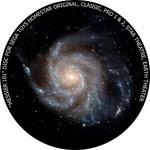 Redmark Diapositiva per il planetario Sega Homestar con la Nebulosa Girandola