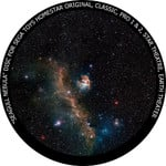 Redmark Dia für das Sega Homestar Pro Planetarium Seagull Nebula