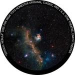 Redmark Diapositiva per il planetario Sega Homestar con la Nebulosa del Gabbiano