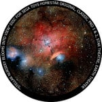 Redmark Projectieschijf voor het Sega Homestar Planetarium - Stervorming.