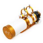 William Optics Apochromatischer Refraktor AP 81/478 Gran Turismo GT 81 Gold OTA
