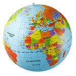 HCM Kinzel Aufblasbarer Globus Maxi 50cm