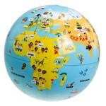 HCM Kinzel Aufblasbarer Globus Auf Reisen 30cm