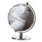 emform Mini globe Gagarin White 13cm