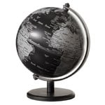 emform Mini globe Gagarin Matt Black 13cm