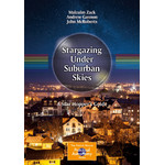 Livre Springer Stargazing Under Suburban Skies