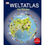 Dorling Kindersley Weltatlas für Kinder