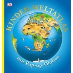 Dorling Kindersley Kinder-Weltatlas mit Pop-up-Globus