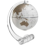 Zoffoli Globe Moon White/ Gold 22cm