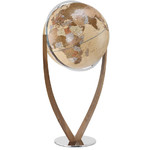 Zoffoli Floor globe Versus Apricot 60cm