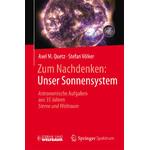 Springer Buch Zum Nachdenken: Unser Sonnensystem
