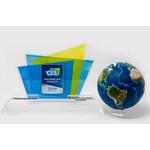 El modelo de la Tierra fue galardonado con el Premio a la Innovación CES.