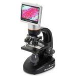 Celestron Microscop TetraView, Touch Screen, 40-400x