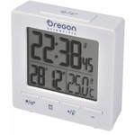 Station météo sans fil Oregon Scientific RC Alarm clock with temperature white
