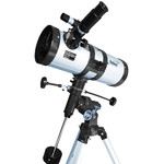 Seben Star Sheriff 1000-114 EQ3 Telescopio Reflector Astronomía Catalejo