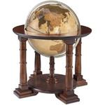 Zoffoli Floor globe Mercatore Apricot 50cm