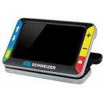 Loupe Schweizer Elektronisches Bildschirm-Prüfgerät HDMag 50