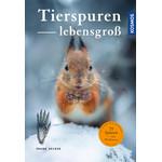 Kosmos Verlag Buch Tierspuren lebensgroß