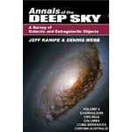Livre Willmann-Bell Annals of the Deep Sky Volume 6