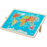 Oregon Scientific Magisches Puzzle Weltkarte mit erweiterter Realität