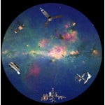 astrial Dia für das Sega Homestar Planetarium Space Exploration