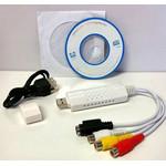 Lunatico Adaptador USB para captura de vídeo