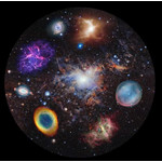 astrial Slajd do planetarium Sega Homestar Pro, Mgławice
