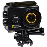National Geographic Cámara Full-HD WLAN Action Camera Explorer 2