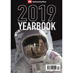 Astronomy Now Jahrbuch Yearbook 2019 with Calender
