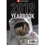Astronomy Now Rocznik Yearbook 2019 with Calender