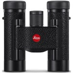 Leica Binocolo Ultravid 8x20 leather, black
