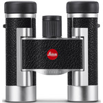 Leica Binocolo Ultravid 8x20 leather, silver