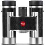 Leica Binoculares Ultravid 8x20 leather, silver