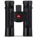 Leica Binocolo Ultravid 10x25 leather, black