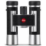 Leica Fernglas Ultravid 10x25 beledert, silber