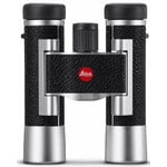 Leica Verrekijkers Ultravid 10x25 leather, silver