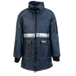 Planam Frostproof parka for extremely cold nights, size L