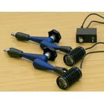 Pulch+Lorenz LED-Doppelspot-Beleuchtung für Flexi-Stative