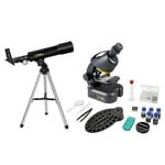 National Geographic Compact Telescope and Microscope Set