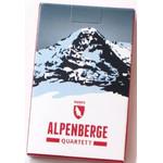 Marmota Maps Kartenspiel Alpenberge Quartett